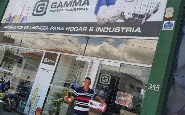 Sistema de Video Vigilancia en GAMMA Química Industrial, Villa María